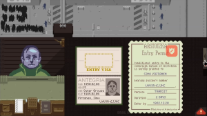 Papers Please Gameplay