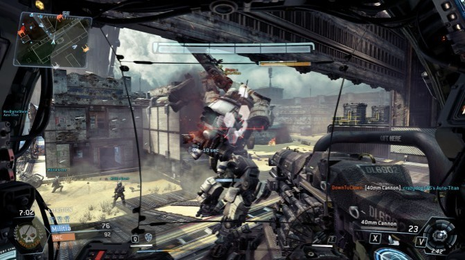 TitanFall Screenshot 1